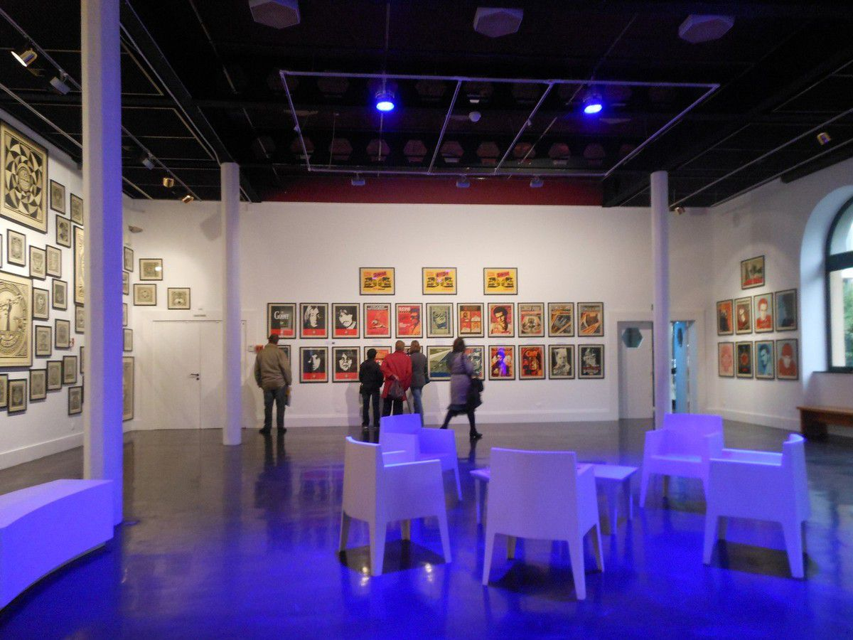 Exposition : Obey to music