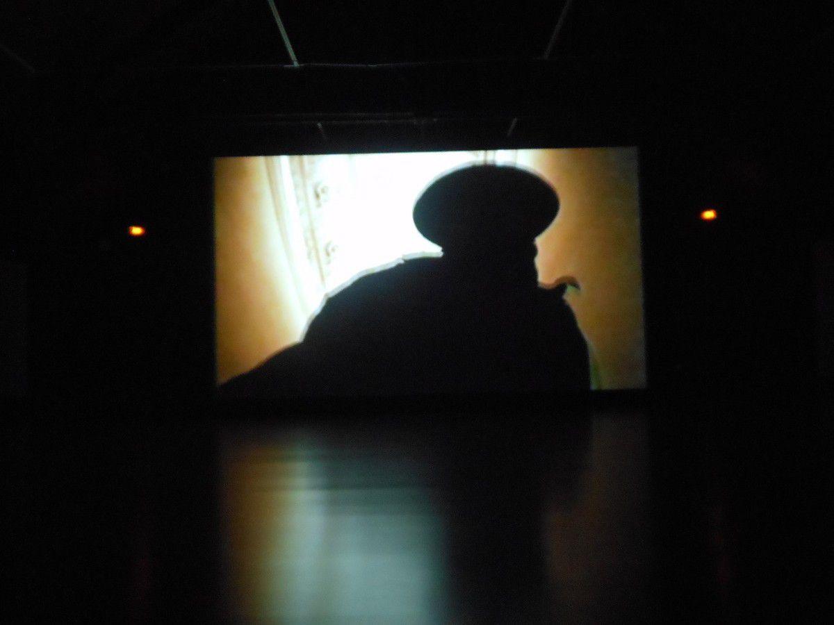 Expo numérique : Le tueur du musée