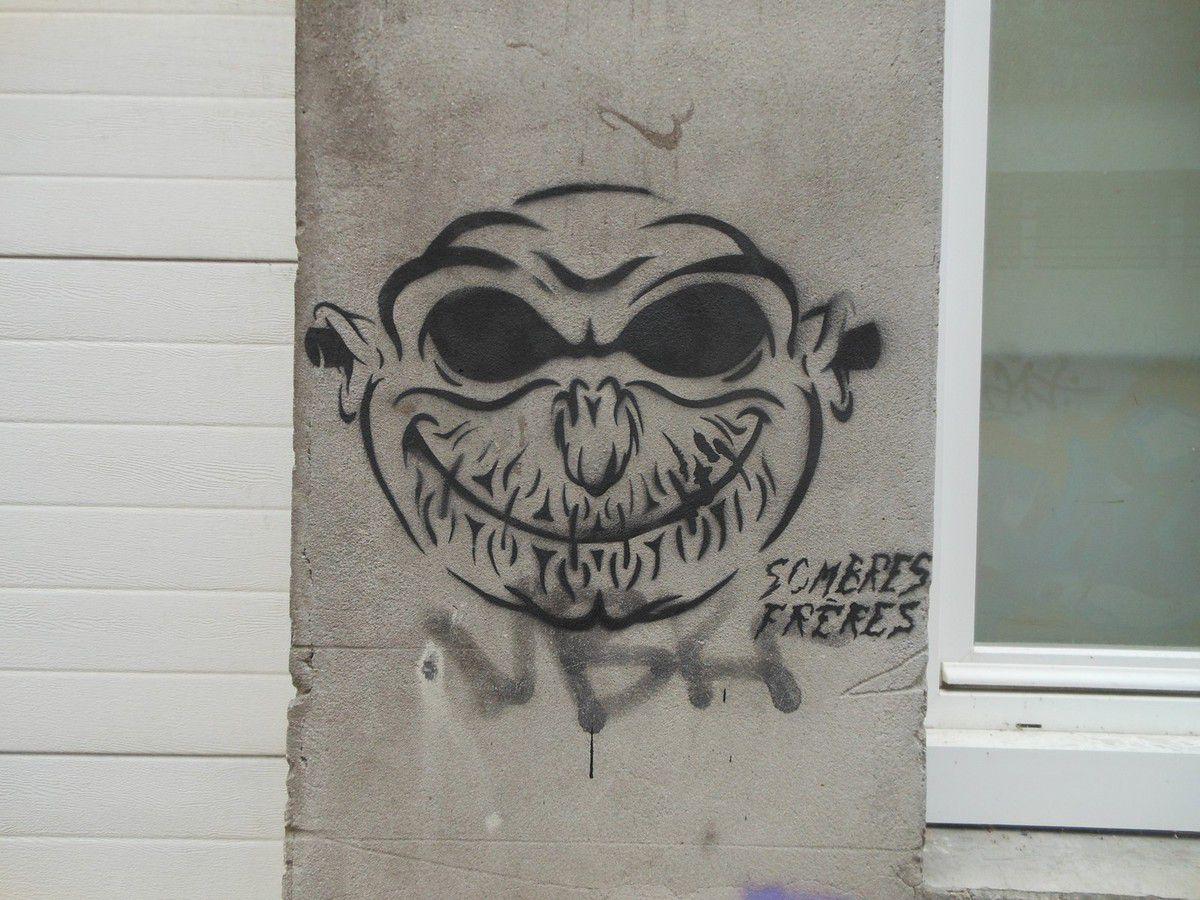 Street Art à Erquy
