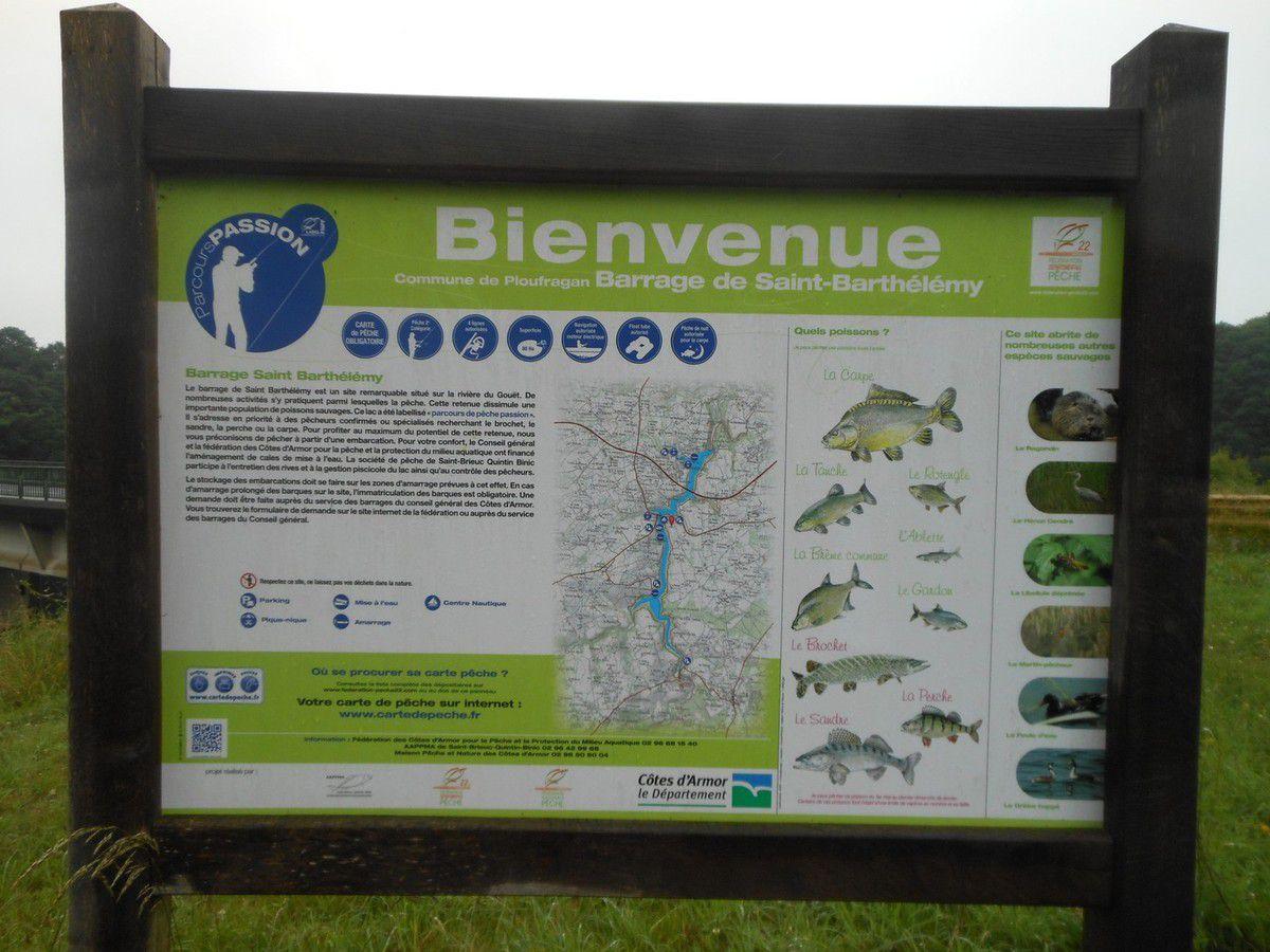 Au Barrage Saint-Barthélémy & Pont noir