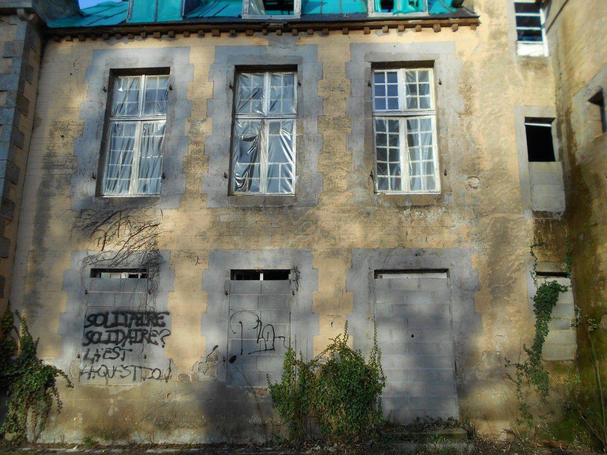 Urbex 22 : Adieu château !