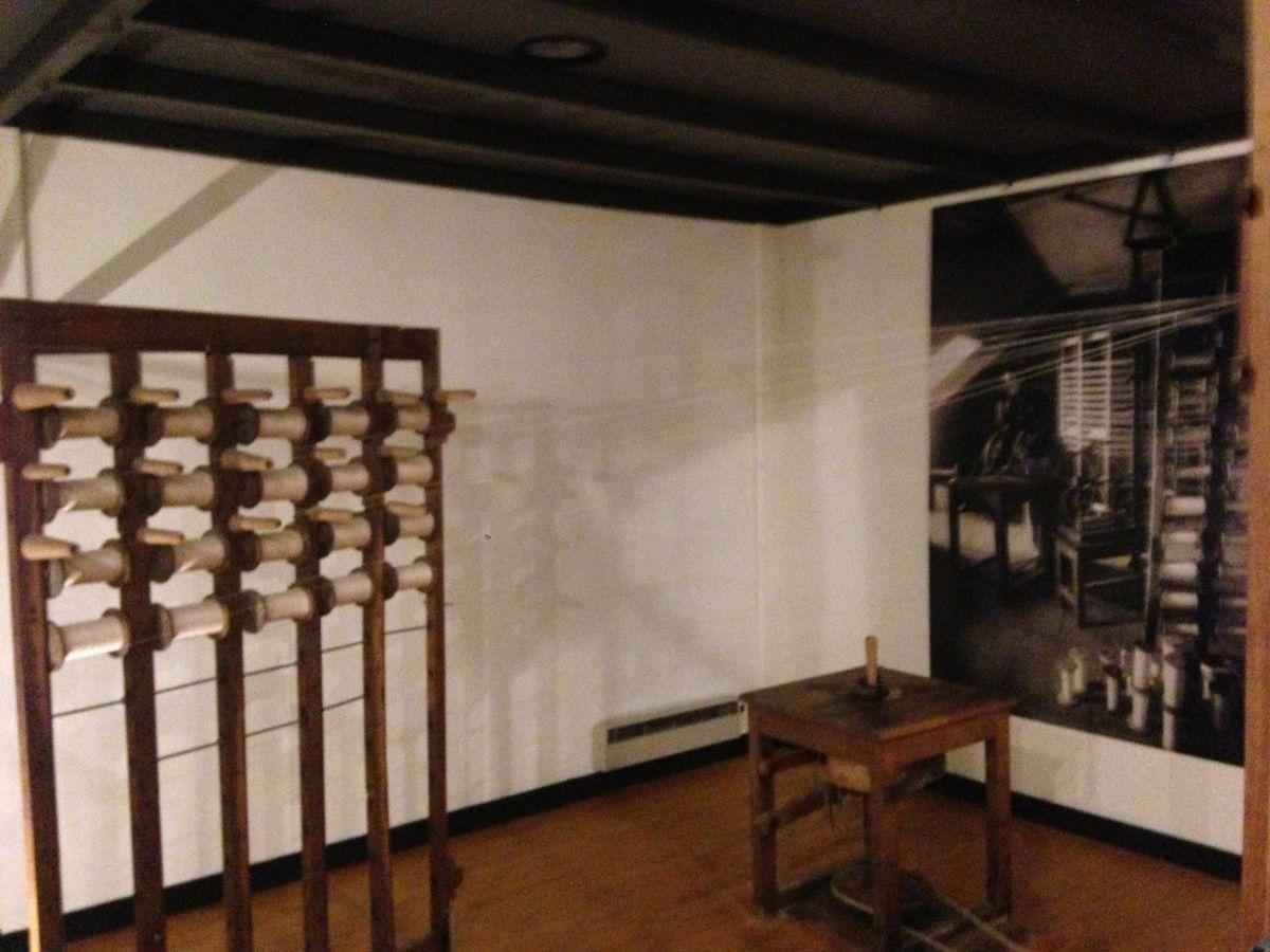 Au musée d'art et d'histoire