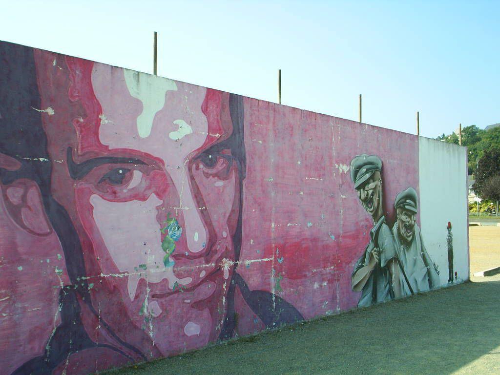 Souvenir...Street art dans le 22
