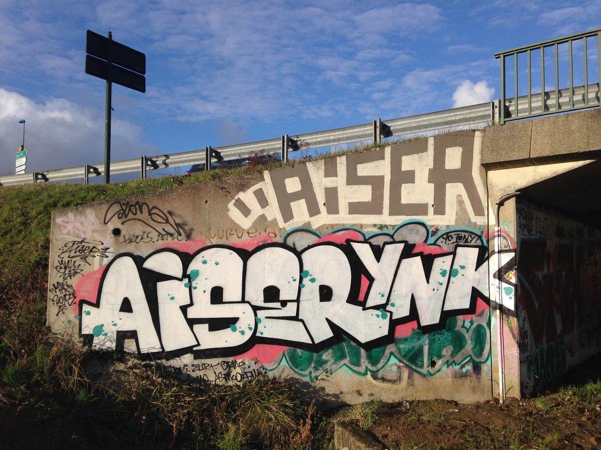 Underground & Street Art