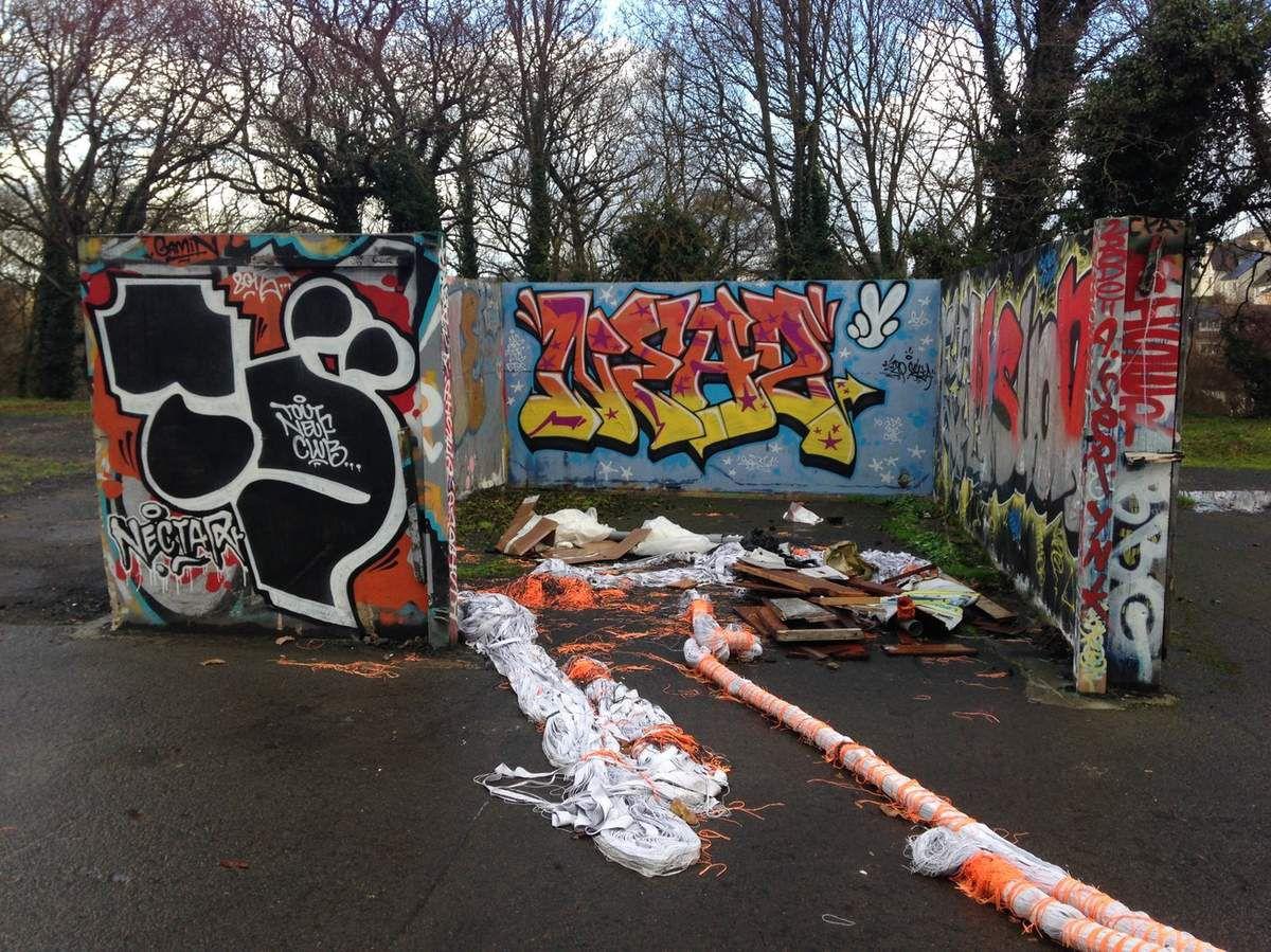 La cité du Graff