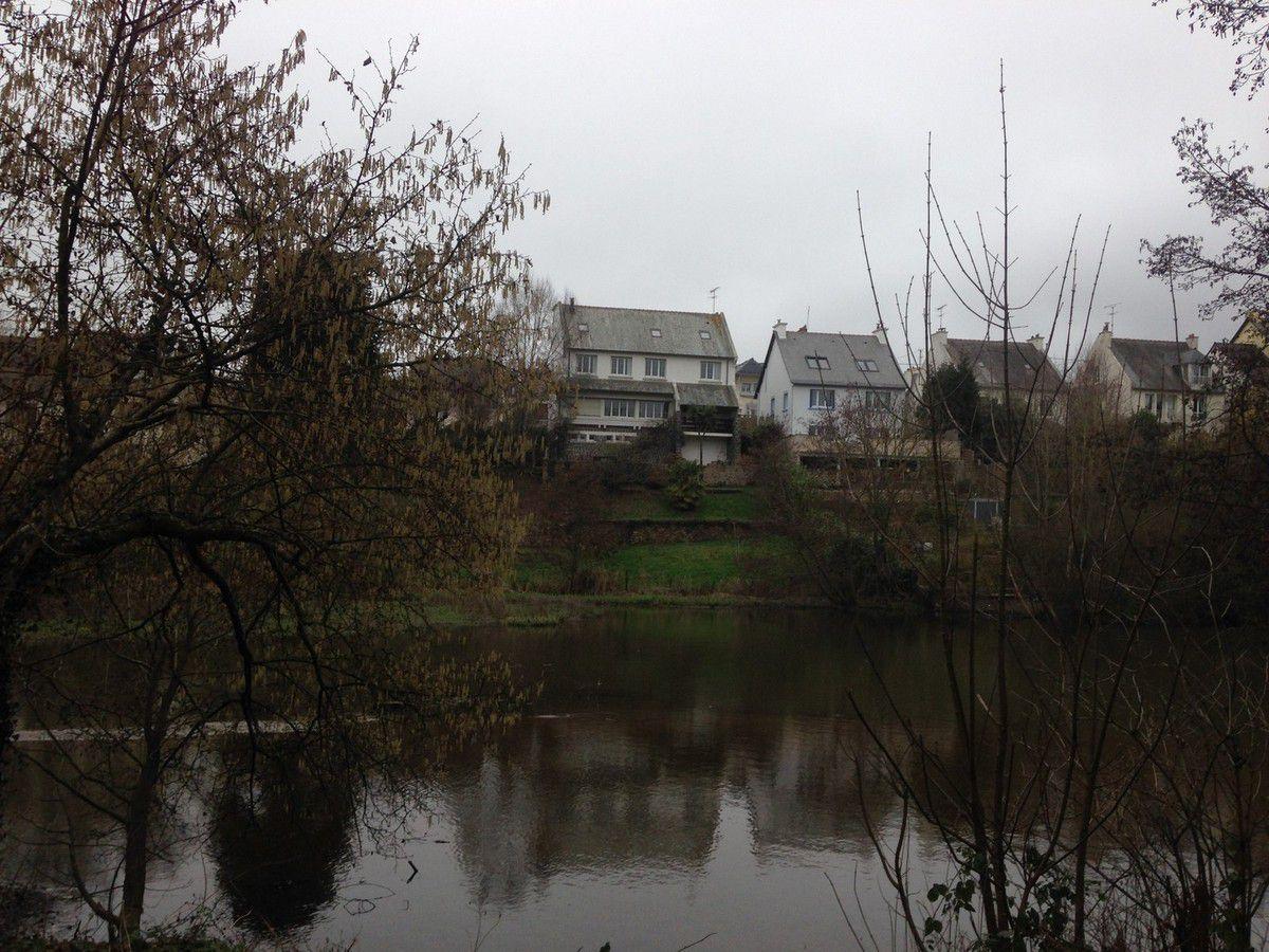 L'étang de Robien