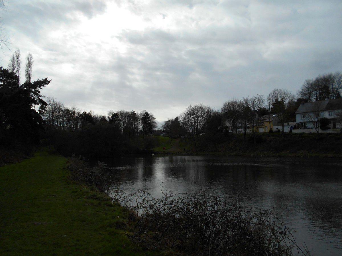 L'étang de Douvenant
