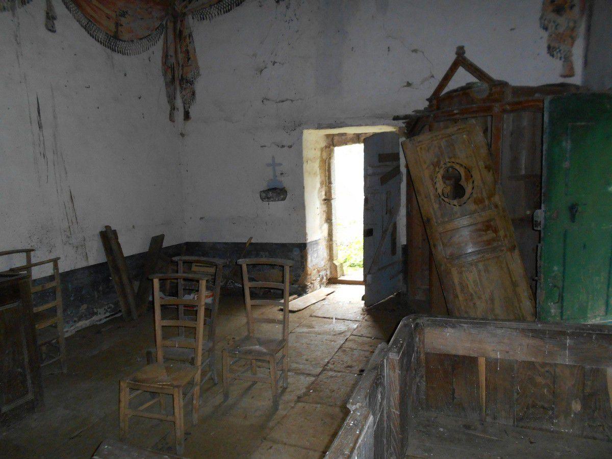 Urbex 22 : La chapelle abandonnée