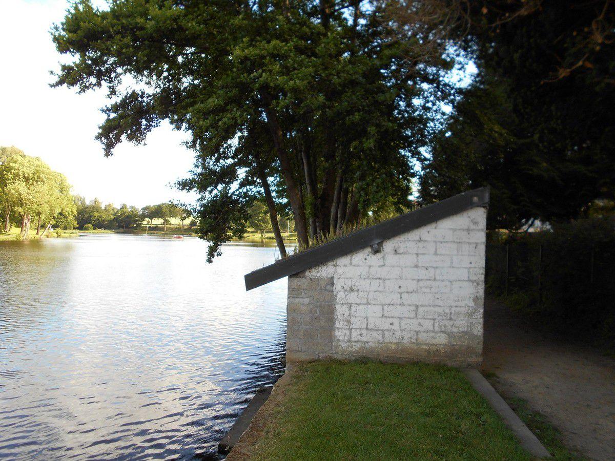 L'étang de Châtelaudren et alentours