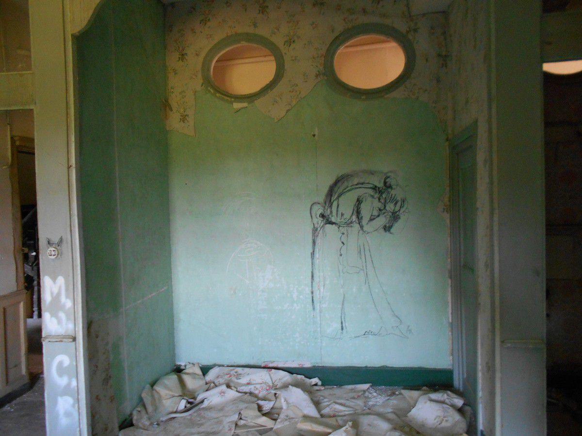Urbex 22 : Retour au château