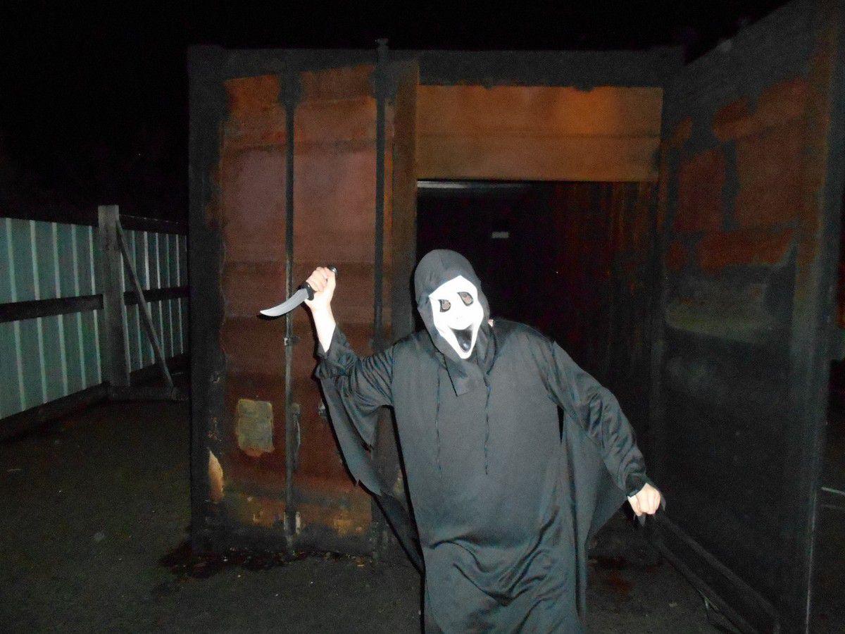 Halloween : Le tueur masqué