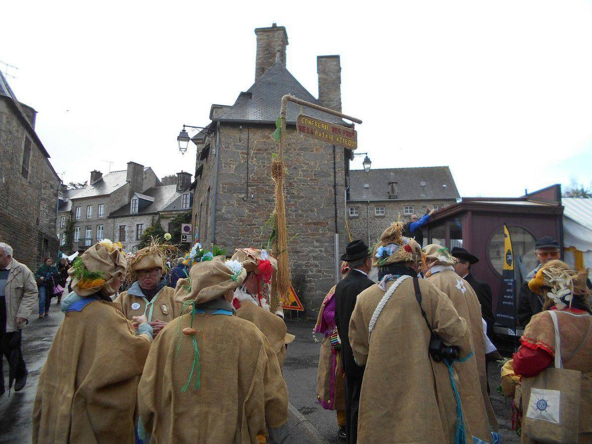 Festival à Quintin