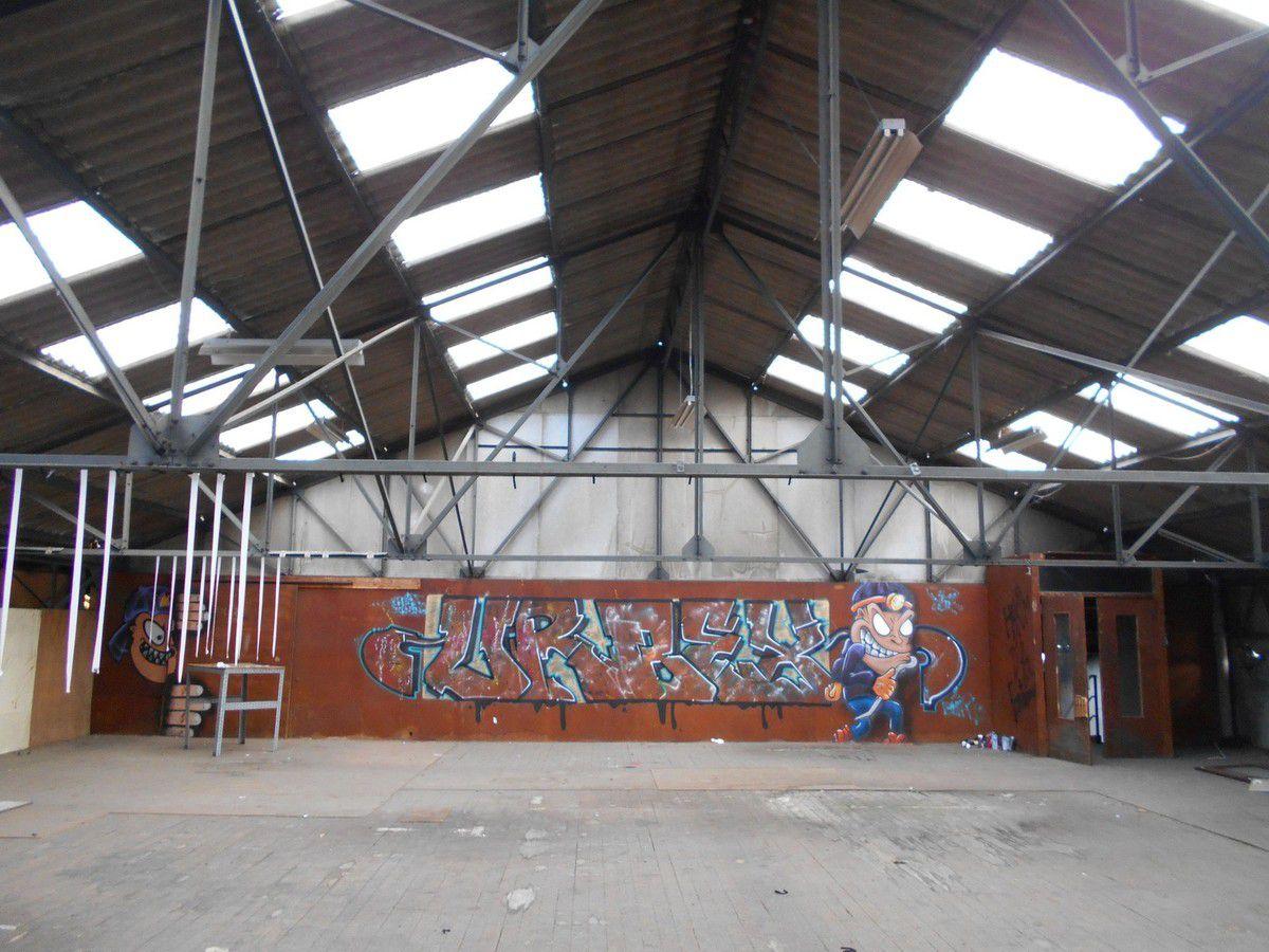 Urbex 22 : L'entreprise abandonnée