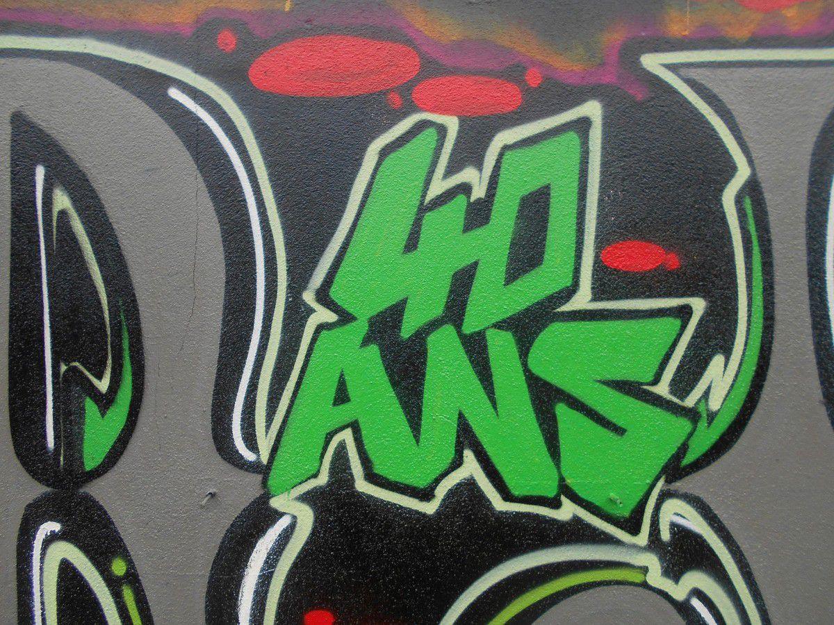 Street Art : Les 40 ans de Jacky
