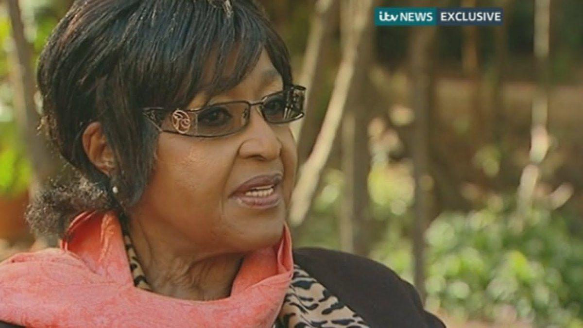 Winnie Mandela est décédée