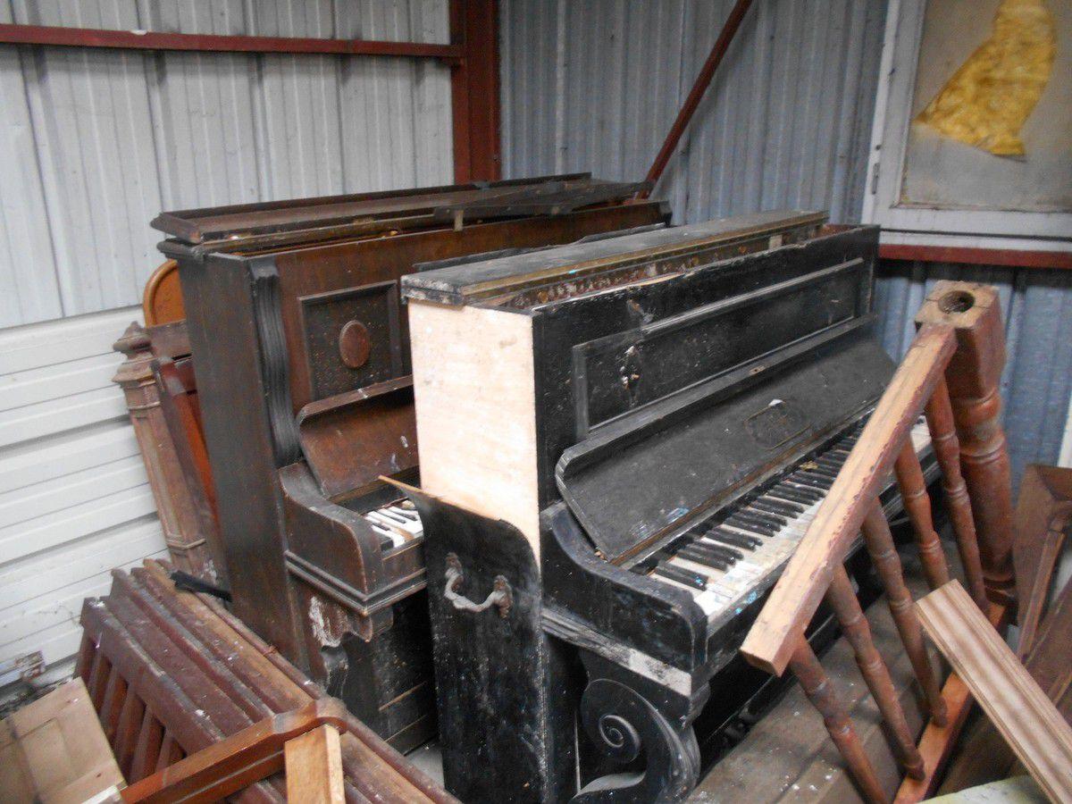 Urbex 22 : Le pianiste de l'apocalypse
