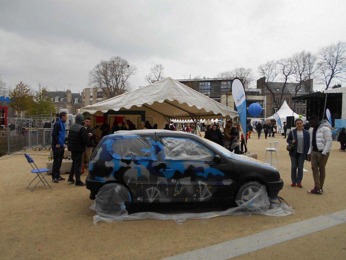 Festival MOVE à Saint-Brieuc : Skate, graffs & Musique
