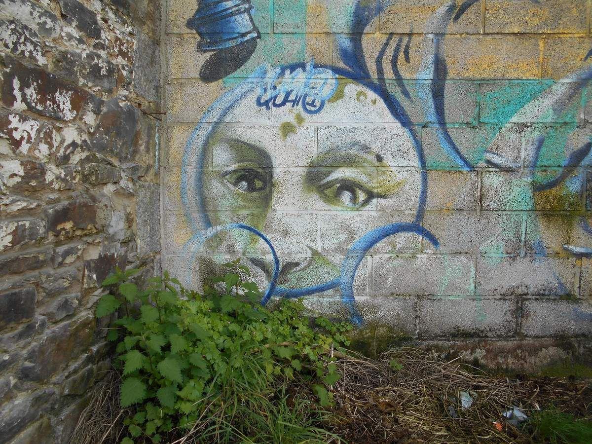 Les années Graffitis - Street Art