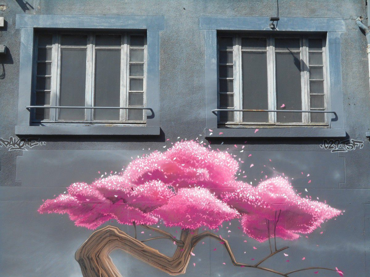 """Saint-Brieuc : Festival International de Graffiti et Street Art """"Just do Paint"""""""