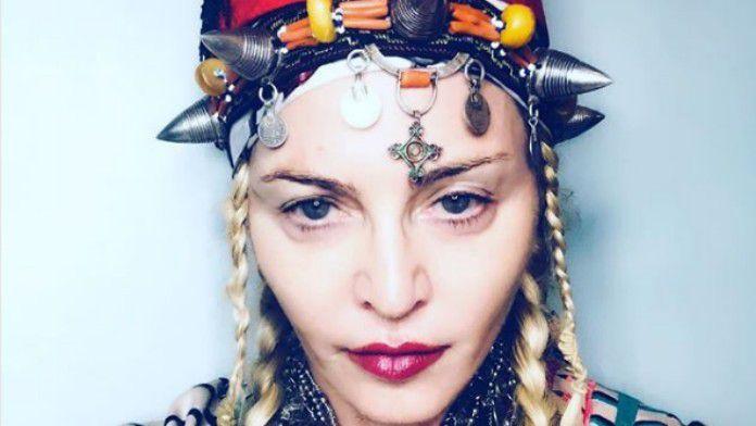 Madonna fête ses 60 ans au Maroc