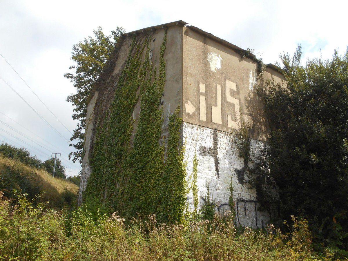 Urbex 22 : L'ancienne brasserie