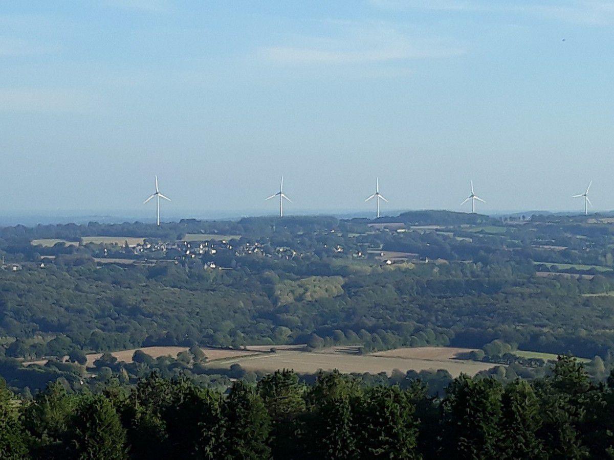 Le Mont Ménez Bré