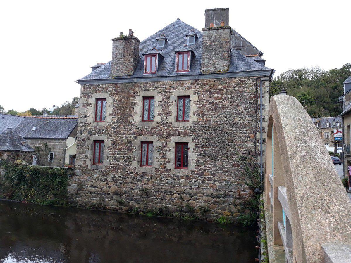 La ville de Pontrieux