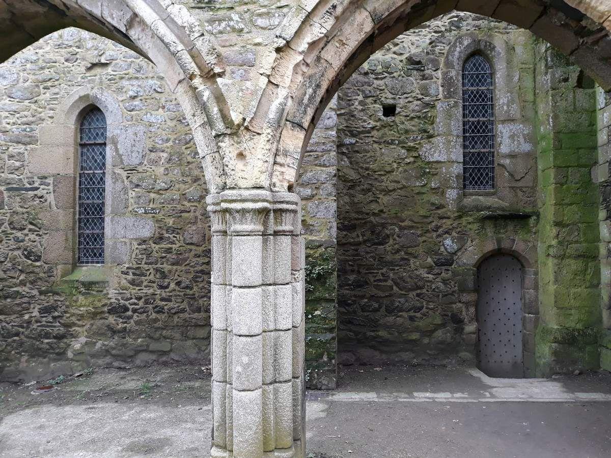 L'Abbaye de Beauport