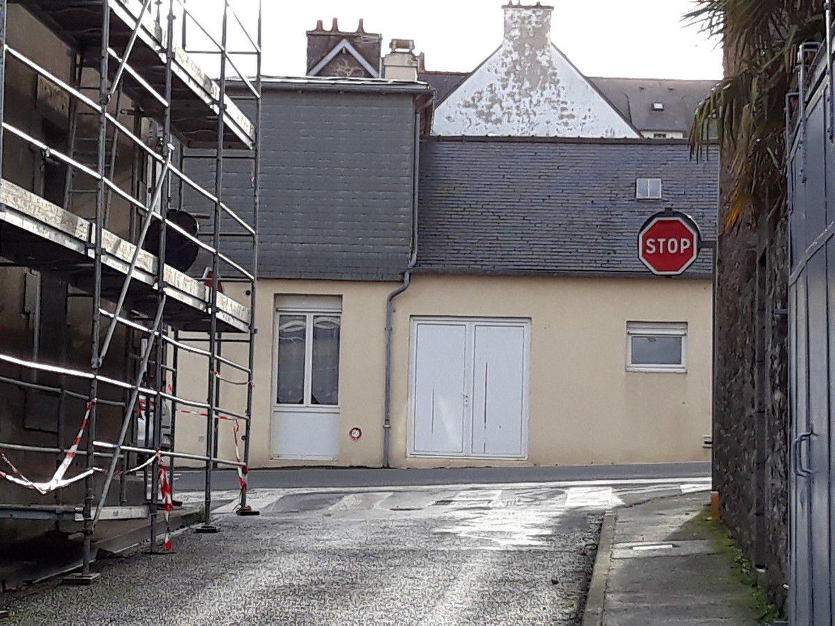 Les anciens abattoirs de Saint-Brieuc transformés en appartements