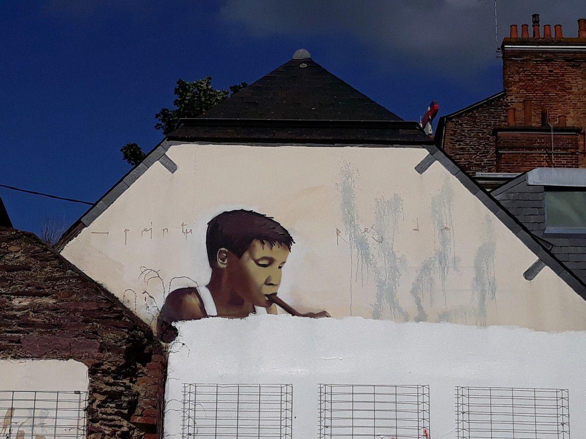 Street-Art à Rennes