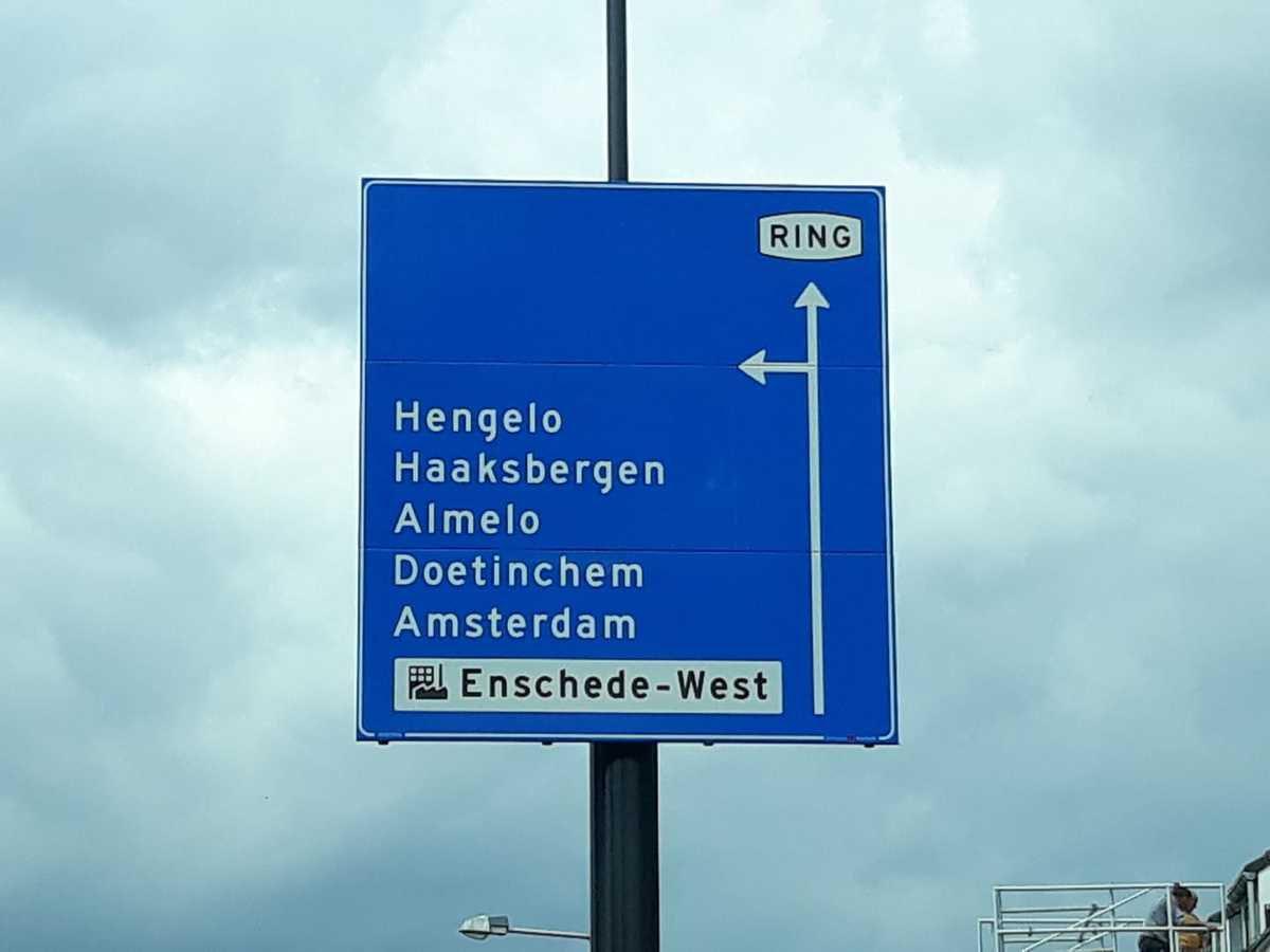 Souvenir d'un été à Enschede