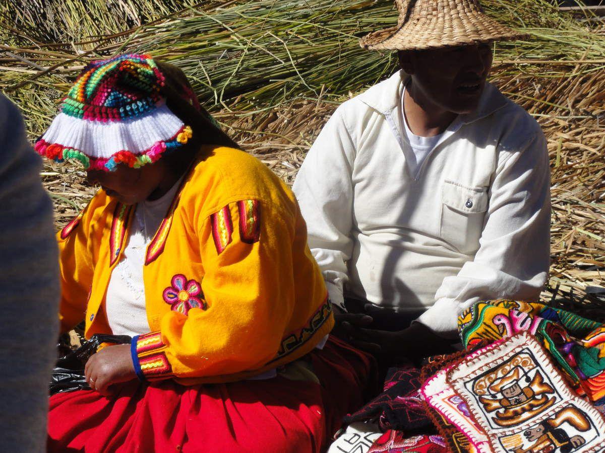 PEROU...  Lac Titicaca  (61 vues)