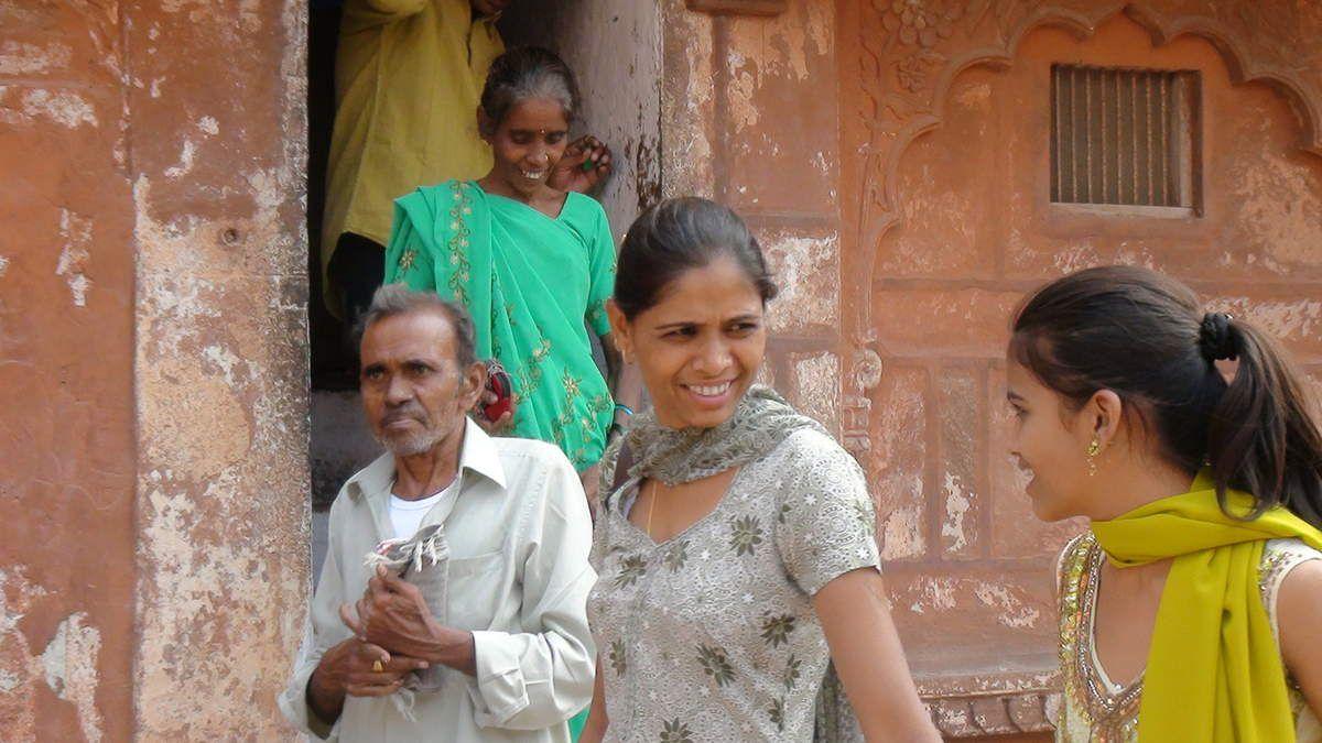 RAJASTHAN... Familles - Divinités