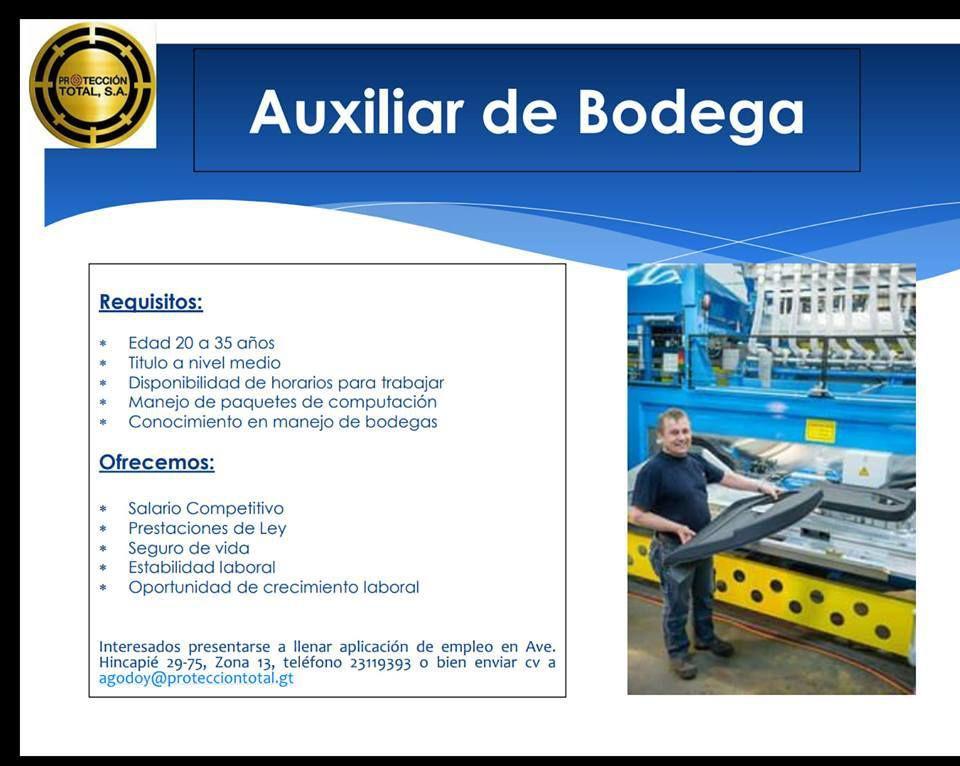 empleos en guatemala