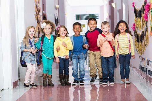 Le monde est aux enfants ...