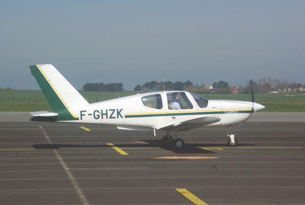 Le Socata TB-9 Tampico F-GHZK.