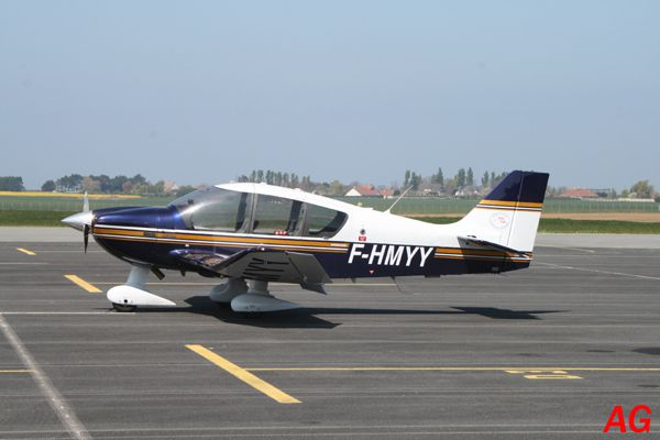 Le Robin DR-400 F-HMYY.
