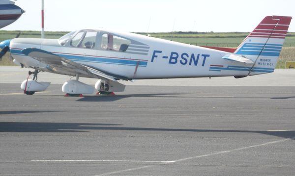 Le Wassmer 52 N°31 F-BSNT. (Photo: Michel Liot)