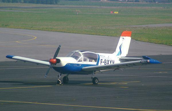 Le Socata (Morane Saulnier) Rallye 235 F-BXYV.