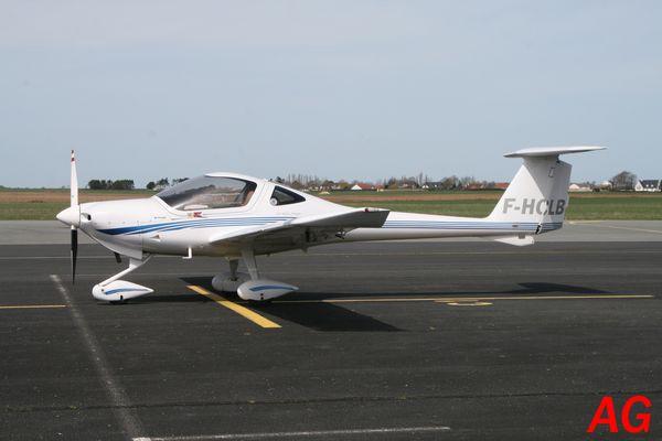 Le Diamond DA-20 Eclipse F-HCLB.
