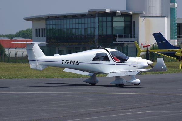 Le Dyn'Aero MCR-4S F-PIMS.