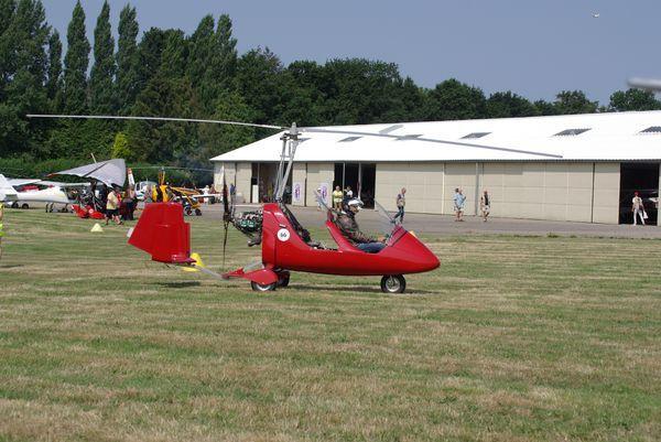 Auto-gyro MTOsport concurrent 66.