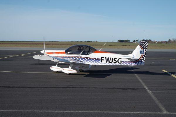 Le Zenair F-WJSG.