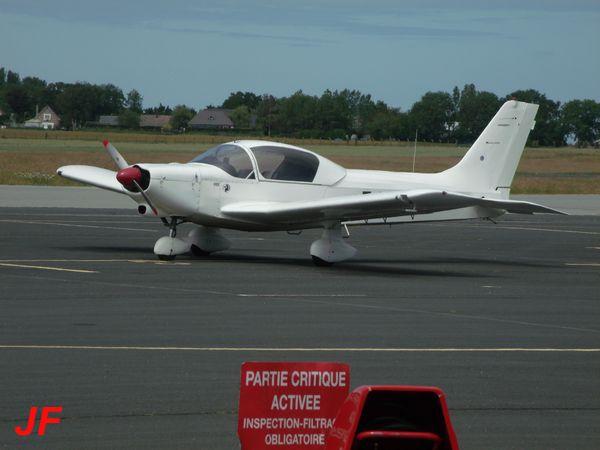 Le Wassmer 41 F-BOBQ.