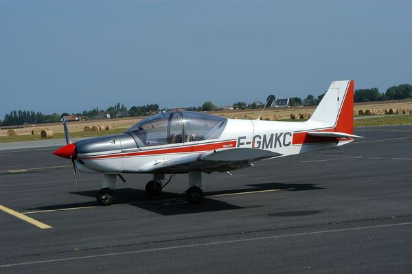 Le Robin HR-200 F-GMKC. (Photo AG)
