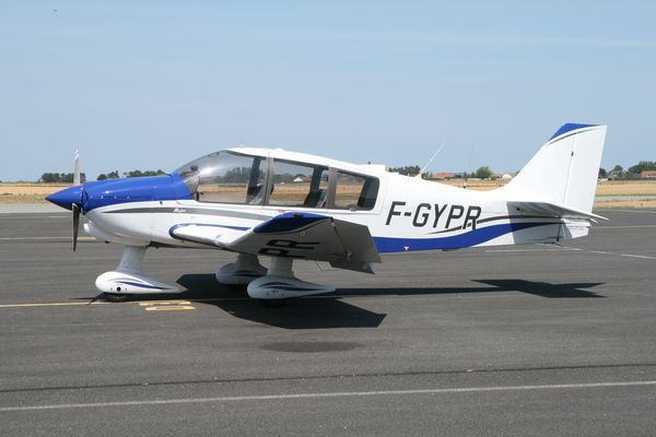 Le Robin DR-400 F-GYPR. (Photo AG)
