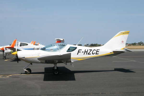 Le CZAW Sportcruiser F-HZCE. (Photo AG)