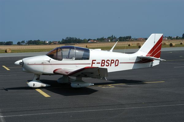Le Robin DR-300 F-BSPO. (Photo AG)