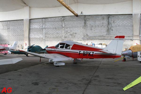 Le Robin DR-253 Regent F-BPKZ est certainement un nouveau résident de Octeville.