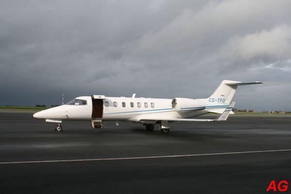 Le Bombardier (Gates) Learjet 40 CS-TFO.